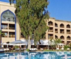 palace hivernage marrakech